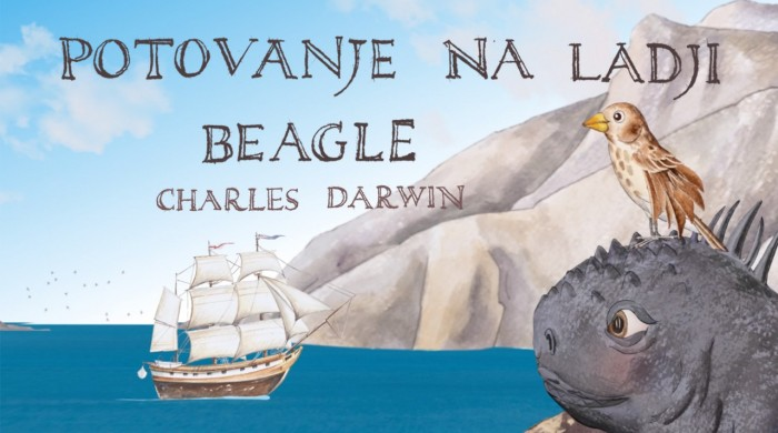 <strong>THE VOYAGE OF THE BEAGLE</strong> miniseries