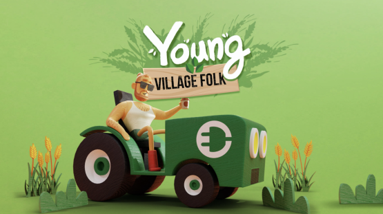 <strong>TV INTRO YOUNG VILLAGE FOLK</strong> RTV